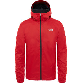 The North Face Quest Jas Heren rood